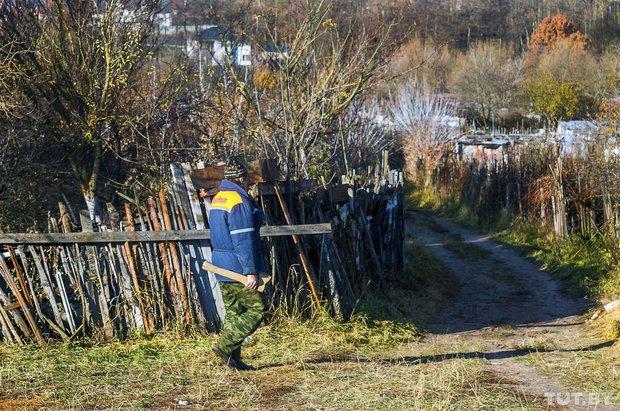 """""""Вот и всё"""". Как сейчас живет незаконный дачный поселок на окраине Гродно, который должны на днях снести, фото-1"""
