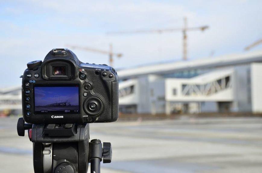 Съемочная группа телеканала Discovery посетила строящийся аэропорт «Платов», фото-2