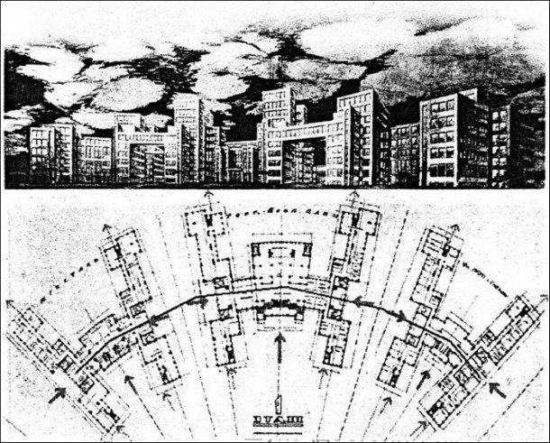Как строили харьковский Госпром или история первого советского небоскреба, фото-1