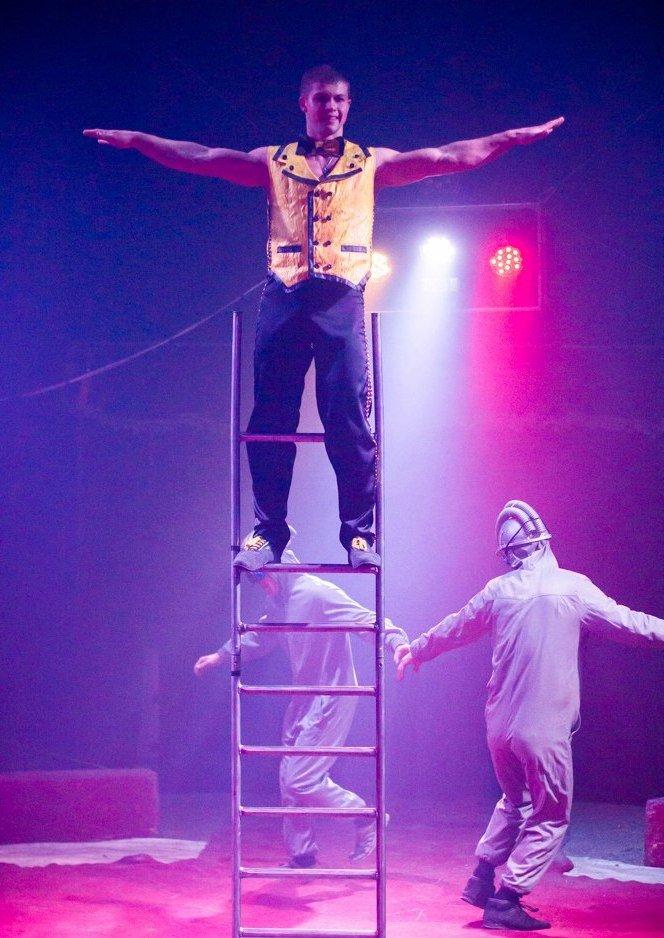 В Мелитополе начал гастроли Киевский профессиональный цирк «Олимп», фото-3