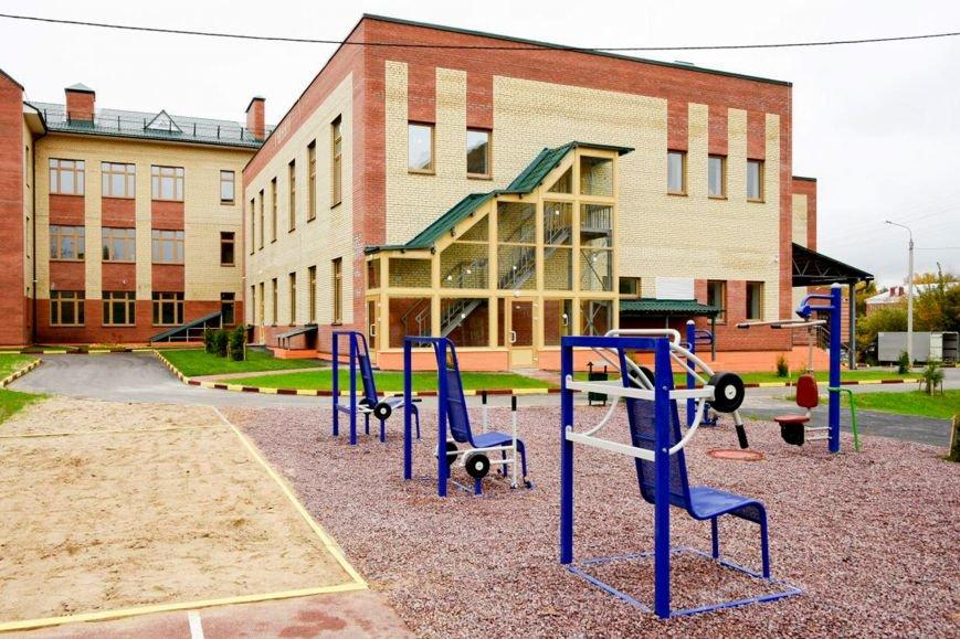 В Домодедово завершилось строительство блока начальный классов гимназии №5, фото-1
