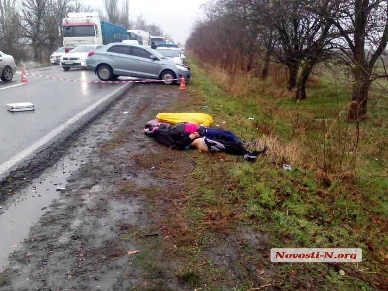 """""""Лоб в лоб"""", - в ДТП на Николаевщине погибло три человека, среди них ребенок (ФОТО), фото-4"""