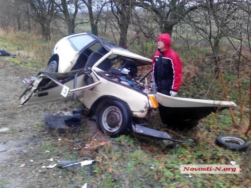 """""""Лоб в лоб"""", - в ДТП на Николаевщине погибло три человека, среди них ребенок (ФОТО), фото-1"""