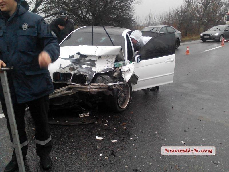 """""""Лоб в лоб"""", - в ДТП на Николаевщине погибло три человека, среди них ребенок (ФОТО), фото-2"""
