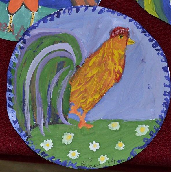 Осеннее вдохновение от юных воспитанников Гаспринского кружка декоративно-прикладного и изобразительного искусства, фото-2