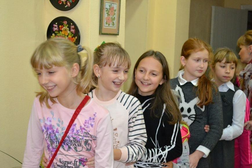 Осеннее вдохновение от юных воспитанников Гаспринского кружка декоративно-прикладного и изобразительного искусства, фото-1