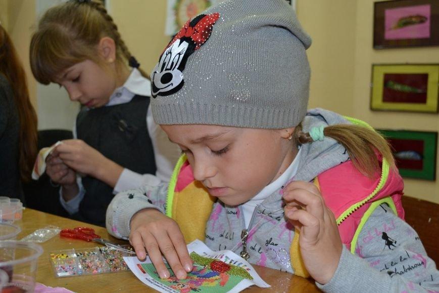 Осеннее вдохновение от юных воспитанников Гаспринского кружка декоративно-прикладного и изобразительного искусства, фото-3