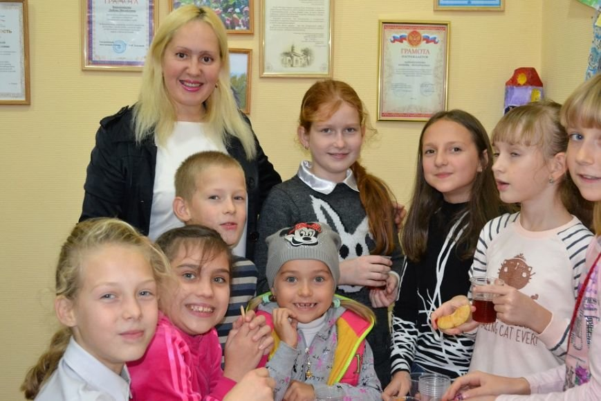 Осеннее вдохновение от юных воспитанников Гаспринского кружка декоративно-прикладного и изобразительного искусства, фото-4