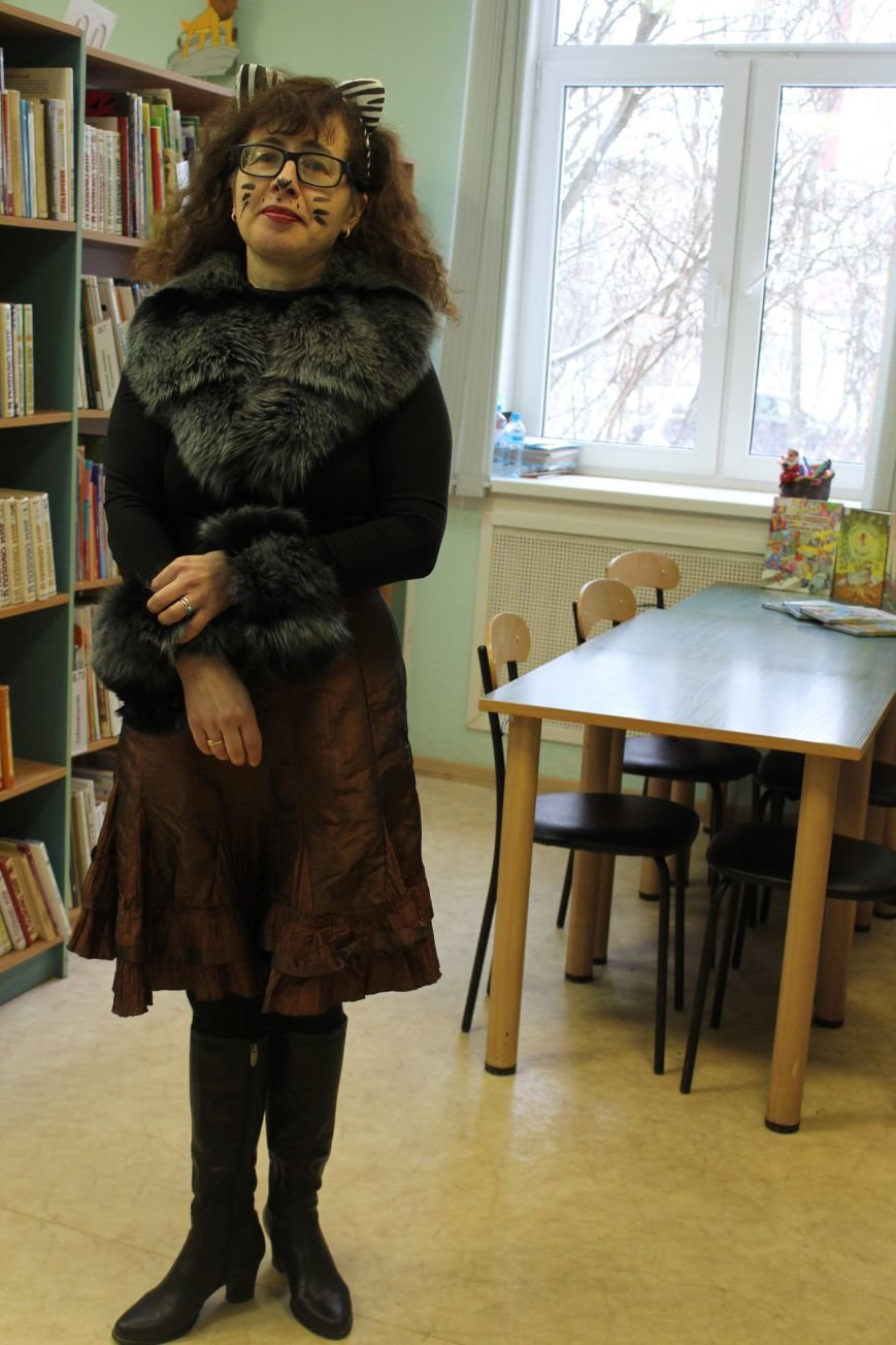 Кошка из сказки Кошкин дом Наталья Михайловна Губанова