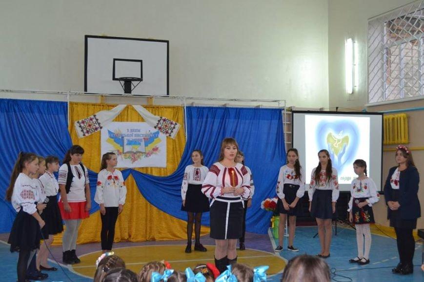 У Новограді-Волинському у День української писемності писали радіодиктант, фото-4