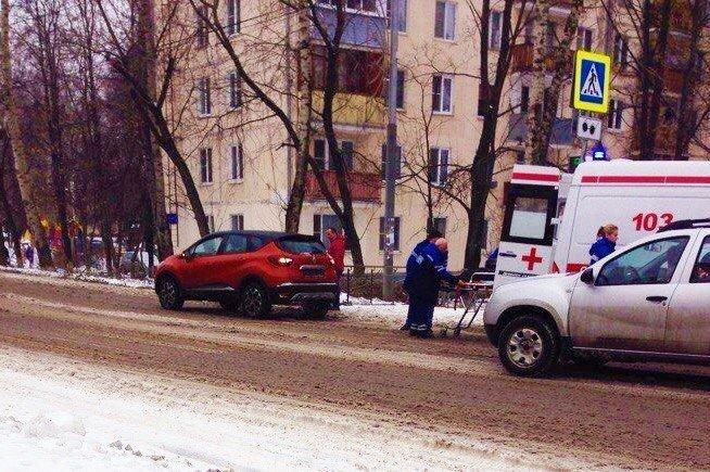 На улице Текстильщиков в Троицке сбили двух женщин, фото-1