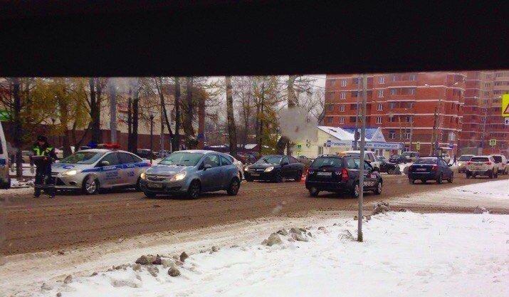 На улице Текстильщиков в Троицке сбили двух женщин, фото-3