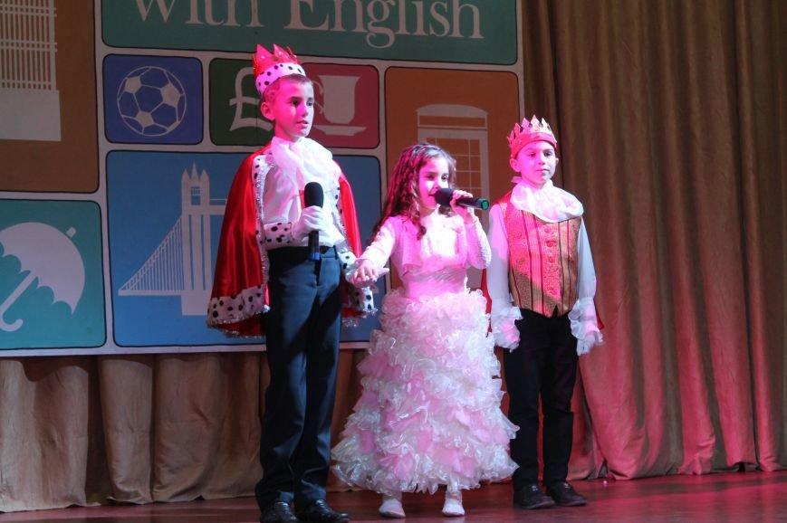 В Бахмуте сказки звучали на английском языке, фото-5