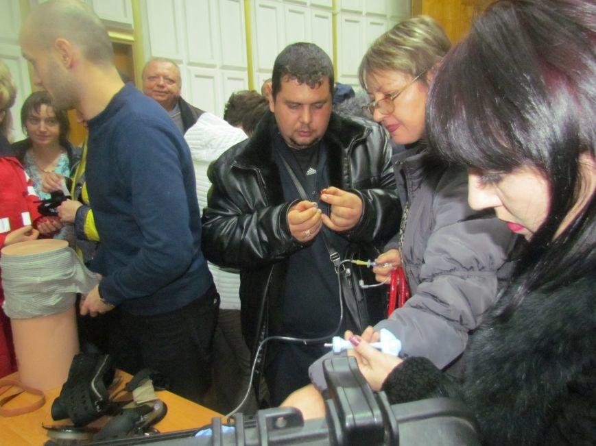 """В Мариуполе медиков """"скорой"""" учили американским приемам (ФОТО+ВИДЕО), фото-9"""