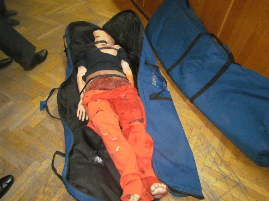 """В Мариуполе медиков """"скорой"""" учили американским приемам (ФОТО+ВИДЕО), фото-3"""