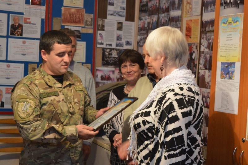 Краматорские правоохранители поздравили своих ветеранов, фото-2