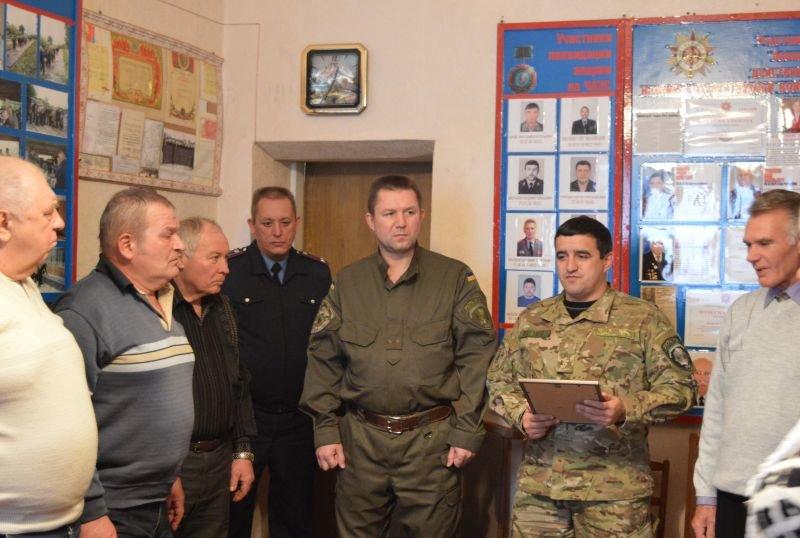 Краматорские правоохранители поздравили своих ветеранов, фото-1