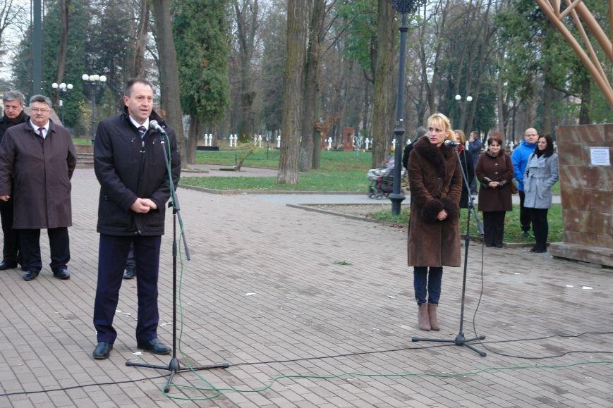 Франківчани вшанували 60 річницю Угорської революції та визвольної боротьби масовим забігом (ФОТО), фото-25