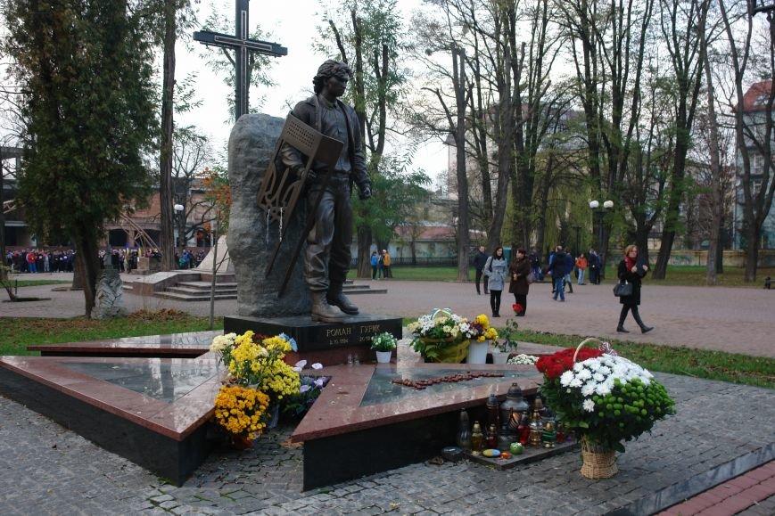 Франківчани вшанували 60 річницю Угорської революції та визвольної боротьби масовим забігом (ФОТО), фото-16