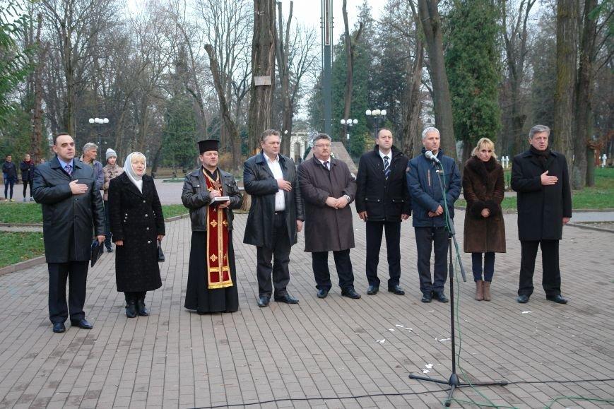 Франківчани вшанували 60 річницю Угорської революції та визвольної боротьби масовим забігом (ФОТО), фото-22