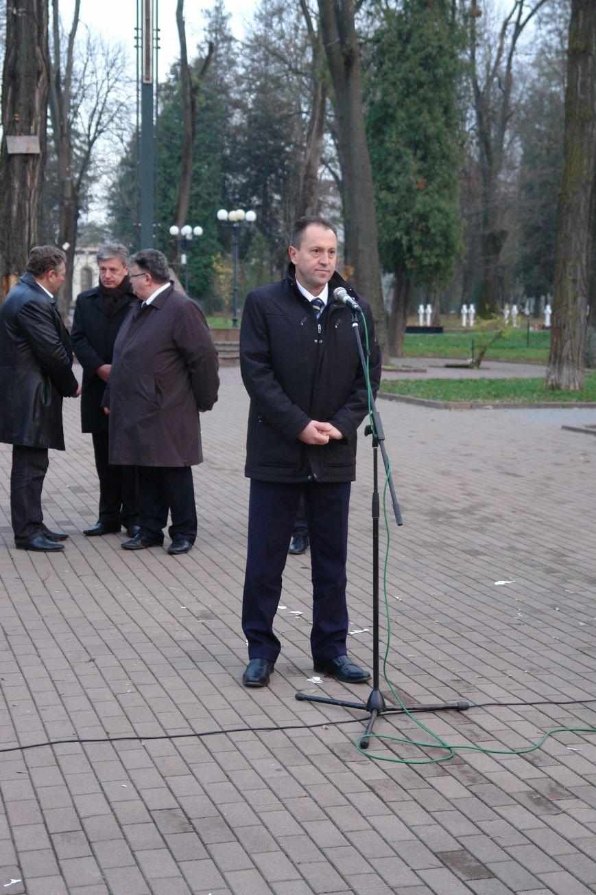 Франківчани вшанували 60 річницю Угорської революції та визвольної боротьби масовим забігом (ФОТО), фото-24