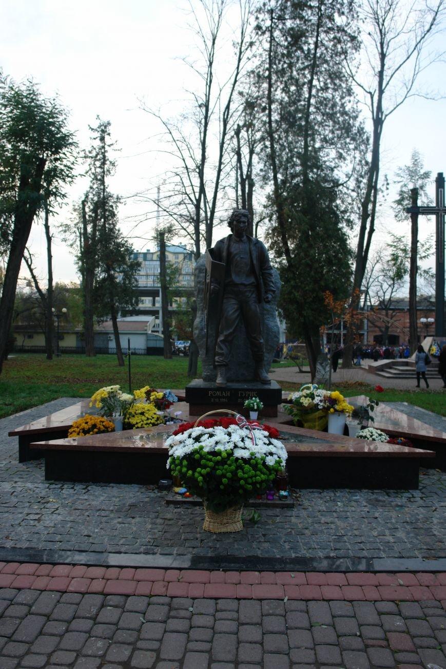 Франківчани вшанували 60 річницю Угорської революції та визвольної боротьби масовим забігом (ФОТО), фото-18