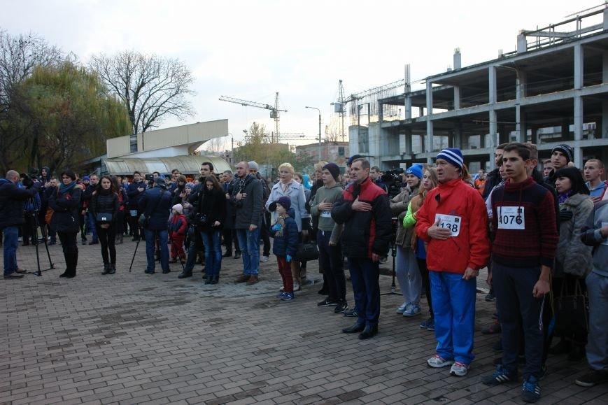 Франківчани вшанували 60 річницю Угорської революції та визвольної боротьби масовим забігом (ФОТО), фото-19