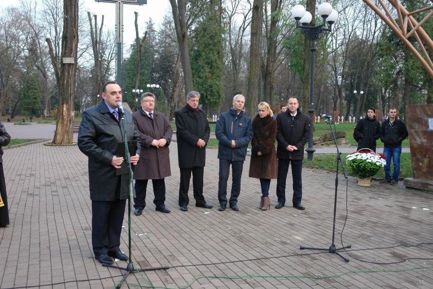 Франківчани вшанували 60 річницю Угорської революції та визвольної боротьби масовим забігом (ФОТО), фото-15