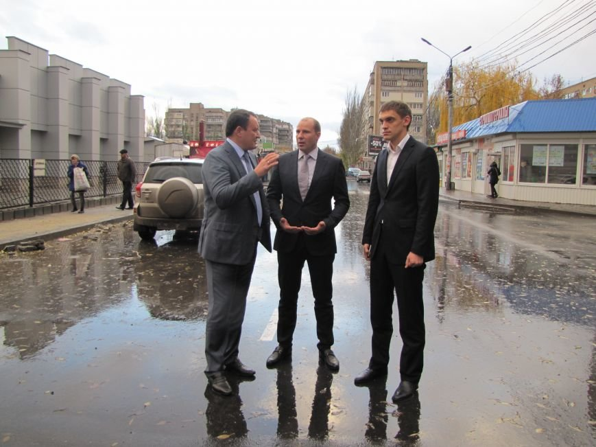 Отчет о визите губернатора Запорожской области в Мелитополь (фото, видео), фото-7