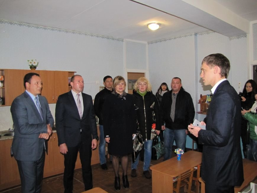 Отчет о визите губернатора Запорожской области в Мелитополь (фото, видео), фото-13