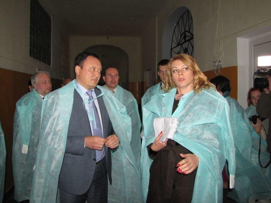 Отчет о визите губернатора Запорожской области в Мелитополь (фото, видео), фото-1