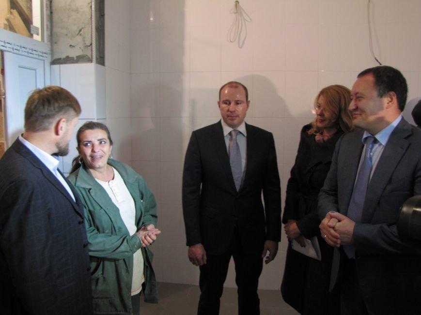 Отчет о визите губернатора Запорожской области в Мелитополь (фото, видео), фото-4