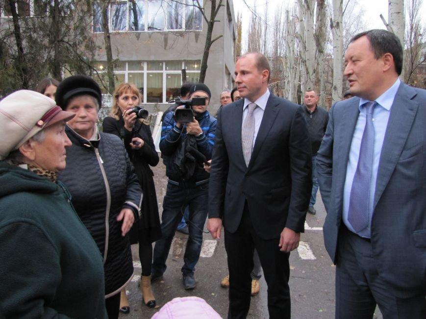 Отчет о визите губернатора Запорожской области в Мелитополь (фото, видео), фото-14
