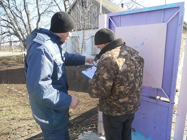 Во время рейда николаевские спасатели напомнили жителям Баштанки правила пожарной безопасности (ФОТО), фото-3