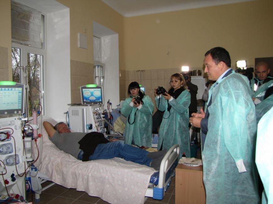 Губернатору показали бизнесмена, который спонсирует мелитопольскую медицину (фото, видео), фото-2
