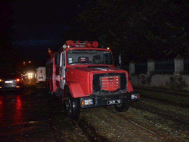 В Николаеве на ходу загорелся трамвай (ФОТО, ВИДЕО), фото-1