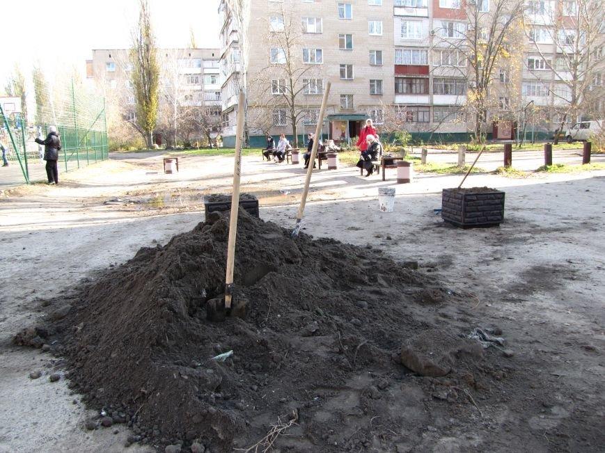 Еще в одном мелитопольском дворе появилась спортивная площадка (фото, видео), фото-7