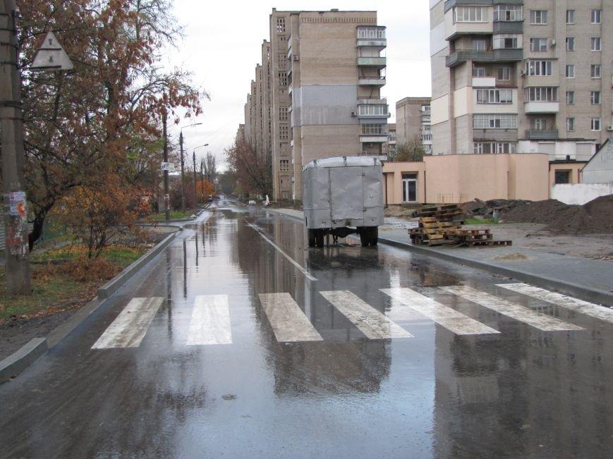 Губернатор в Мелитополе принимал отремонтированную дорогу (фото, видео), фото-7