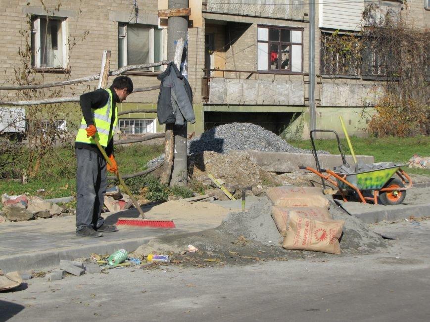 Губернатор в Мелитополе принимал отремонтированную дорогу (фото, видео), фото-2