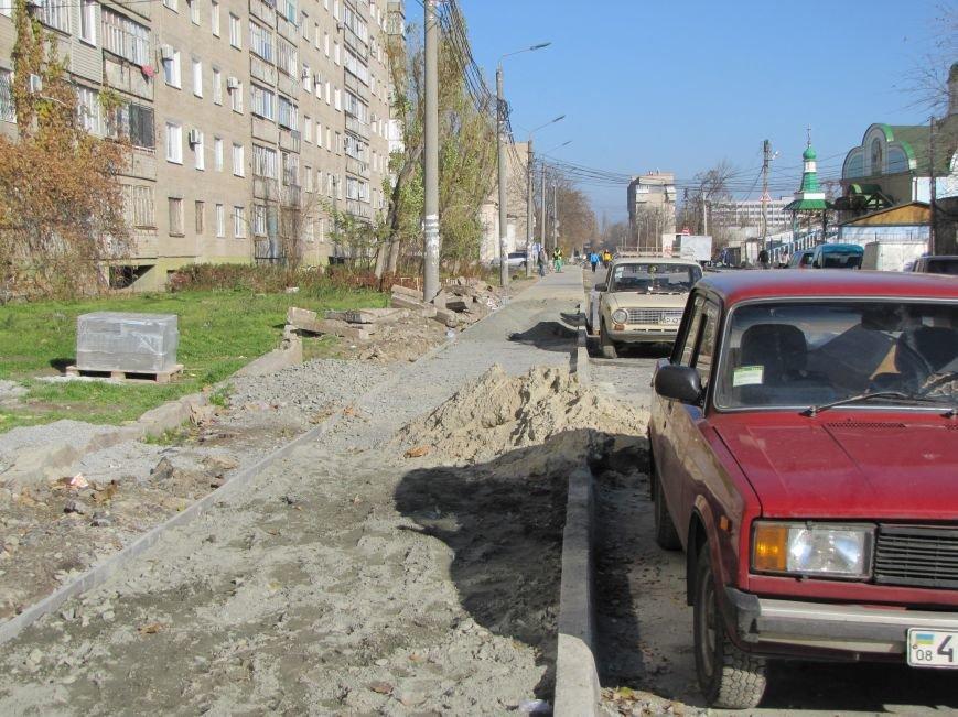 Губернатор в Мелитополе принимал отремонтированную дорогу (фото, видео), фото-3