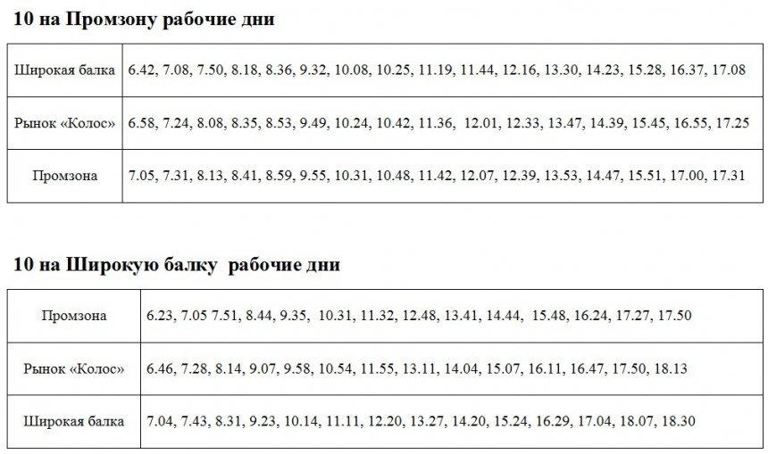 В Николаеве появилось расписание движения трамваев (ФОТО), фото-2