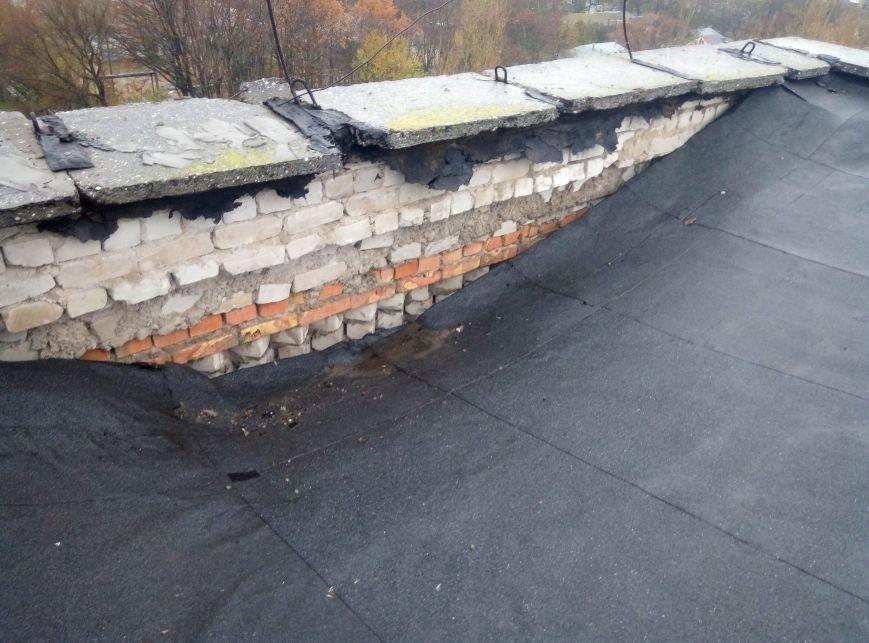 В одном из домов Николаева провалилась крыша, пострадали квартиры на 8 и 9 этажах  (ФОТО), фото-3