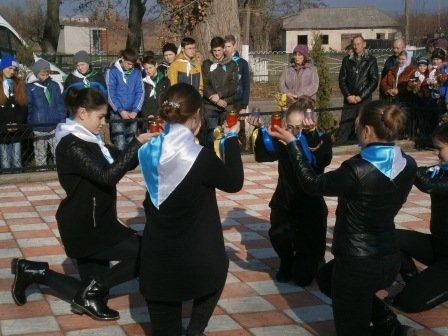 На Николаевщине появился памятник защитникам независимости Украины (ФОТО), фото-2