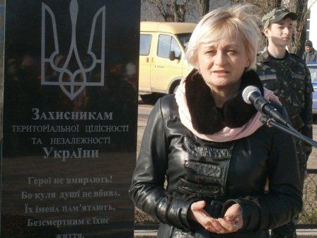 На Николаевщине появился памятник защитникам независимости Украины (ФОТО), фото-4