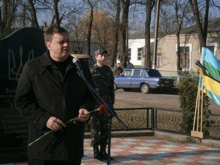 На Николаевщине появился памятник защитникам независимости Украины (ФОТО), фото-3