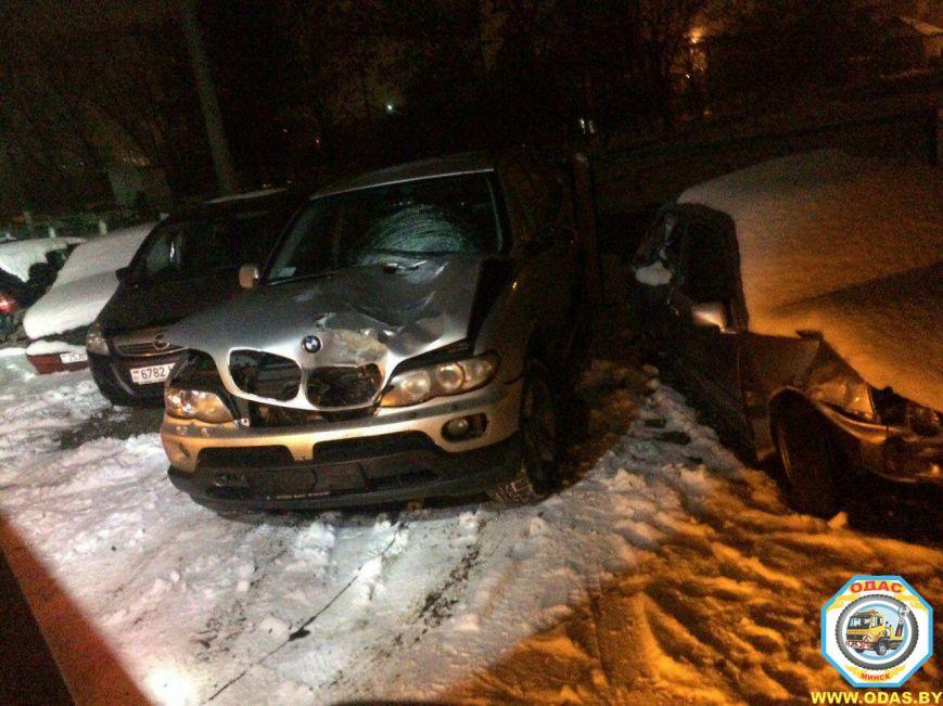 "На трассе ""Минск-Гродно"" пешехода сначала сбил БМВ X5, а затем переехал Опель: мужчина погиб, фото-3"