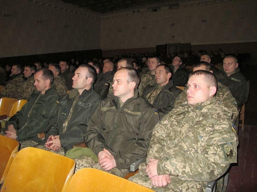 В Бахмутском районе для военнослужащих устроили концерт, фото-11