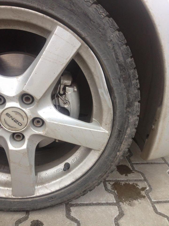 колес