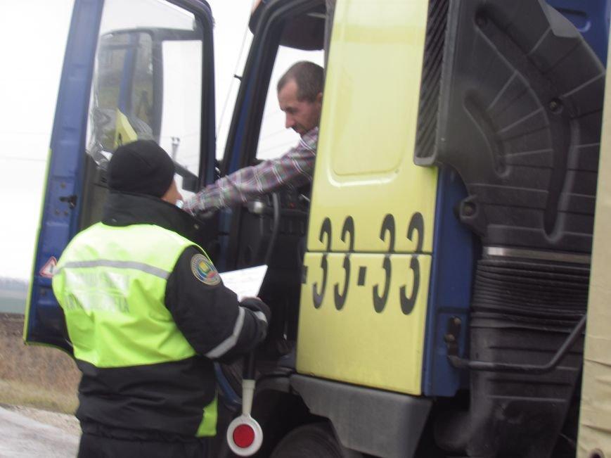 Вблизи Мариуполя оштрафовали на 4 евро вредителя дорог (ФОТОРЕПОРТАЖ), фото-2
