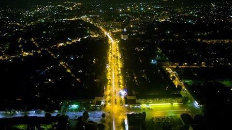 ужгород ночь